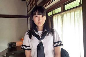 河奈亜依 性の快感覚えてしまった制服美少女、笑顔でおしゃぶりするパイパン痴女に!