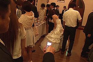 きみと歩実 倉多まお 幸せ絶頂の結婚式当日にリモバイ凌辱!さらにレイプまでされてしまう花嫁!