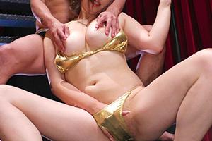 あすか光希 Hカップ爆乳おっぱいのギャル風美女が肉感ボディ全身で男根を貪り感じまくる!