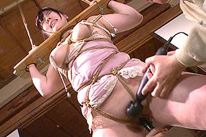 神咲紗々 ムチムチの巨乳人妻が悪どい不動産ブローカーに調教される!