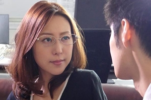 松下紗栄子 巨乳人妻OLが年下部下と出張先ホテルで不倫セックス!いけない社内恋愛