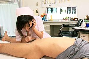 葵つかさ エッチなナースが患者のチンポにしゃぶりついて超絶フェラ!最終的に騎乗位挿入されましたw