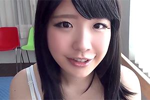 芦田知子 こんなにロリ可愛い女の子が濃厚ザーメンを連続ごっくん!