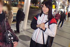 【ナンパTV】身長175cmのバドミントンJDが長身ボディでヨガりまくるSEX!