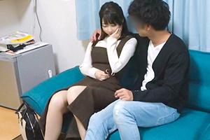 【ナンパTV】巨乳のタピオカ屋店員をストレッチで脱がす口説きSEX!