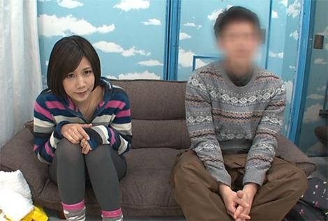 【素人】初対面の男女がマジックミラー号でいきなりお見合い!