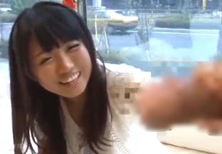 【MM号】「うわぁ…」初めて見るビッグペニスで奥までかき回された巨乳女子大生(19)