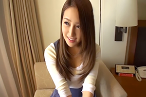 「下着までなら…」バイト代1ヶ月分でゲットした日本人離れした美少女ナナ