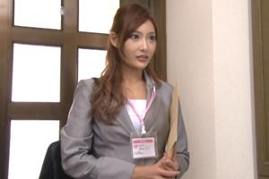 【明日花キララ】高成約率を叩き出す凄腕生保レディの営業方法が本当に凄かった。