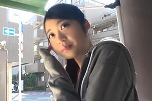 彩香かすみ 「夢はプロの舞台役者です」劇団養成所に通う美少女が1本限りのAV出演