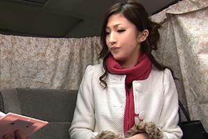 異国情緒ある横浜の美人妻がショッピング中にナンパされて…