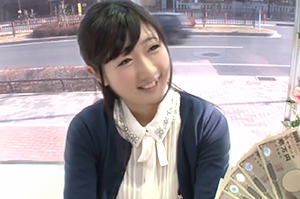 【マジックミラー号】7万円で究極の羞恥を許したお嬢様女子大生の末路・・・