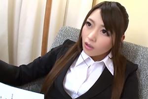 桜井あゆ 転勤先は大人な会社…もちろん女上司はエロかったw