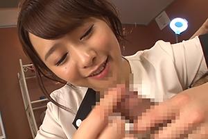 恵比寿マスカッツ所属の子持ち人妻、白石茉莉奈 がエステでチンコやアナルを舐めまくり