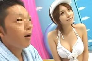 【マジックミラー号】湘南でドッキリ逆ナンパ!「実は私、AV女優なんです…」