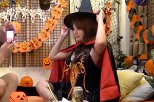 【盗撮】ハロウィンイベントに出会いを求めた女の末路・・・