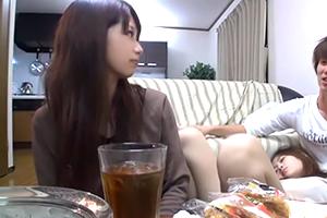 【流出】関東最大級のヤリサーのスワッピング映像がこちら