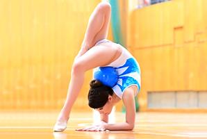 高校生の時に日本一に輝いた新体操の妖精、まさかのAVデビュー