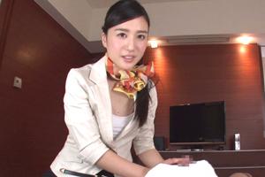 古川いおり 黒髪美女が徹底的に中出しご奉仕してくれるスペシャルルームサービス