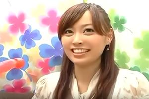 【削除注意】Yahooニュースにもなった松本圭世アナの素人AV飴舐め動画がこちらwww