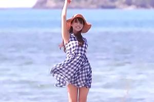 三上悠亜 ALL NUDE 国民的アイドルのイメージビデオ
