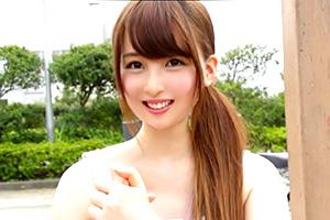 石原恵麻 変態美少女が中出しAVデビュー!「中で出されたら興奮するんです…」