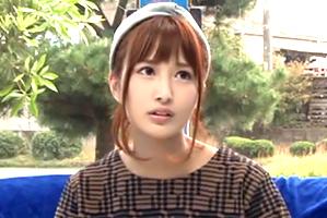 【MM号】ワレメに当てたら腰振って挿れてきた水戸の美人雑貨屋店員