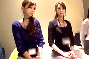 【ナンパ】モデル級の美人OLが昼休み中にSEXキター!