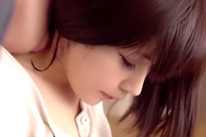 【S-Cute Yurina】彩城ゆりな うなじを責められて感じちゃう純白の美少女