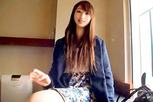 【素人ナンパ】早織 回転寿司店員。仙台で見つけたスレンダー美女