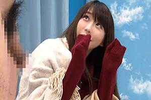 【マジックミラー号】目白でナンパした高学歴女子大生に超絶デカチ○ポを挿入!