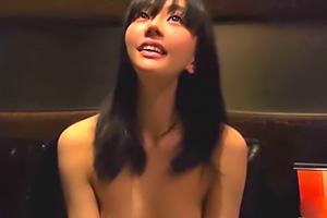 【個人撮影】美乳が最高!18歳の超ウブな素人のハメ撮り