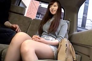 【素人ナンパ】グッドなナマ脚! 彼氏と遠恋中の19歳女子大生をハメる
