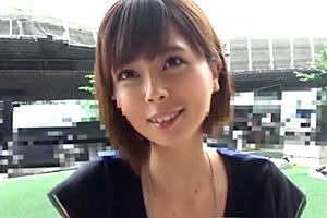 原澤杏「私、ドMなんです…」元ミス○本ファイナリストがAVデビュー!