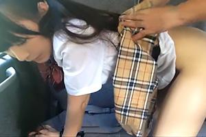 【個人撮影】JK円光動画。中出しされるなんて聞いてないよ。