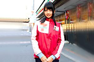 【流出】某コンビニ店員でバイトする美少女JKのハメ撮り