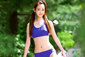 桃色ゆりあ 陸上800mで最も可愛いと噂のインターハイ出場美少女がAVデビュー!