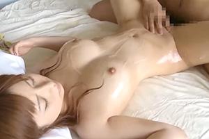 【S-Cute】Kokomi。レベル高い美女にぬるぬるローションマッサージ