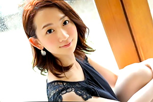 今年No.1の新人熟女 水戸かな 32歳がAVデビュー!
