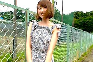 望月あられ 可愛いなこの子。東京に憧れるオシャレ女子がAVデビュー!