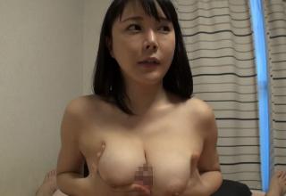 ムチムチ巨乳でつるつるパイパン♡極上のエロボディな人妻さんとセックス♡