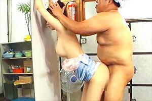 三原ほのか「時間ストーップ!!」巨乳スレンダーの銭湯看板娘をヤリ放題!