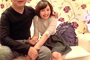 【素人】関西弁女子大生と生中出しアリの円光デート