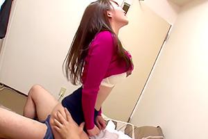 倉多まお なんてハードな腰振り…。デカ尻で激しく馬乗りにで痴女る人妻!