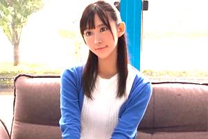 【マジックミラー号】星奈あい アヒル口が可愛い女子大生に偽インタビューで即ハメ!