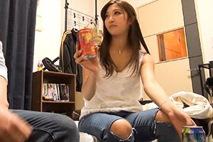 【盗撮】仕事がバニーガールのスタイル抜群な極上美女(23)とのSEX動画