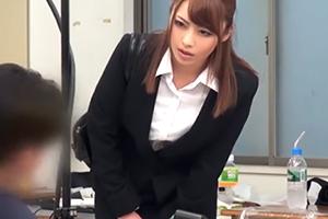 桜井あゆ ドタキャンで急遽AV出演させられ美人マネージャー