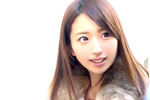 【素人】ナンパロケ中に見つけた美少女!20歳のヘアメイク学生