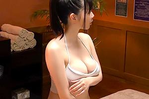 斉藤みゆ 巨乳美女をイカせまくる乳腺オイルマッサージ!