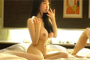 夢乃あいか 作品よりエロい…。極秘ナンパ企画のプライベートSEX盗撮映像!